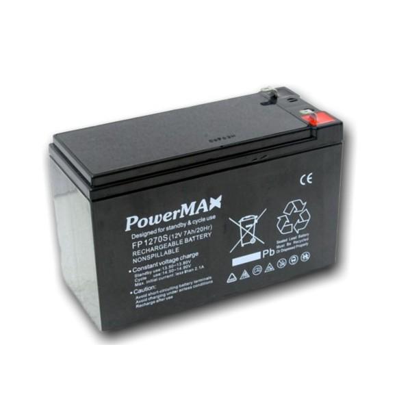 Akumulator zasilania awaryjnego  12V 7  Ah