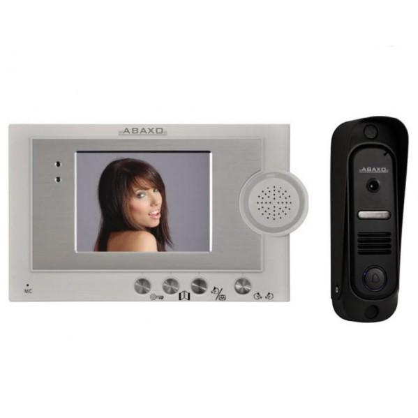 "Zestaw wideodomofon 4""  ABAXO  MC-420C"