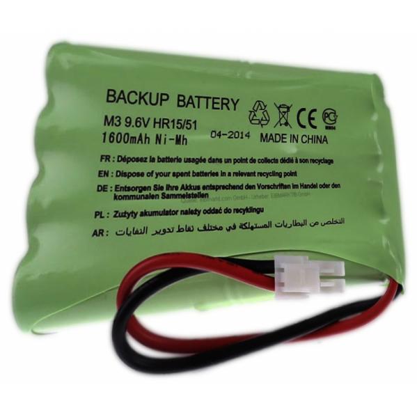 SOMFY Bateria zasilania awaryjnego 9,6V 1600 mAh NiMH