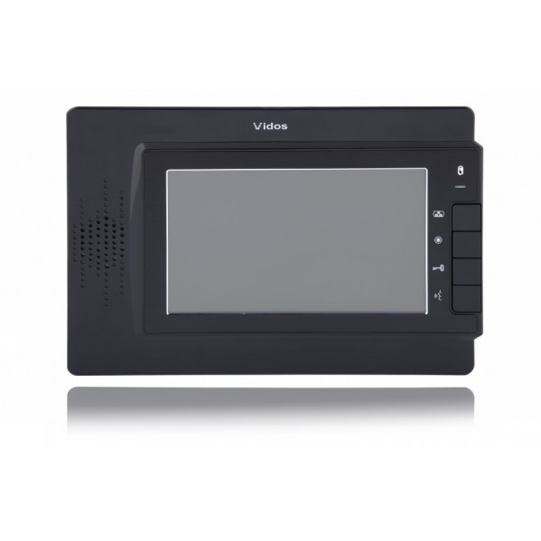 VIDOS M320B – Monitor wideodomofonowy