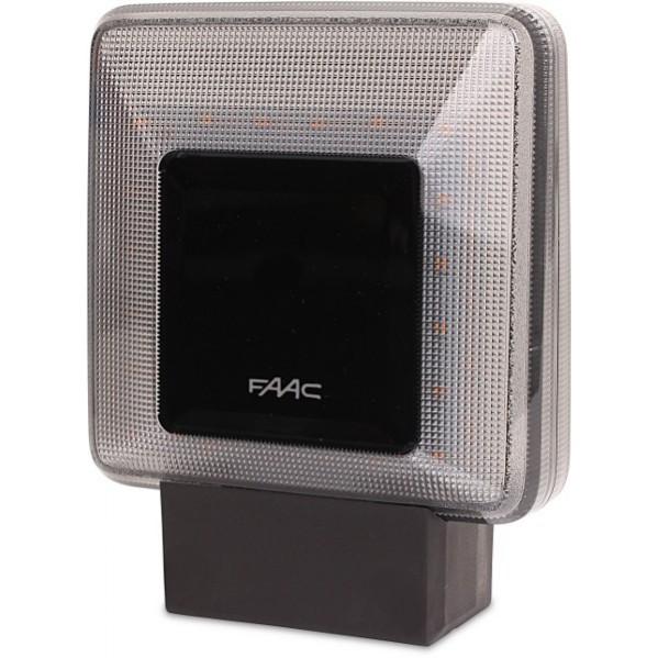 FAAC XLED lampa 230 V AC / 115 V AC / 24 V DC
