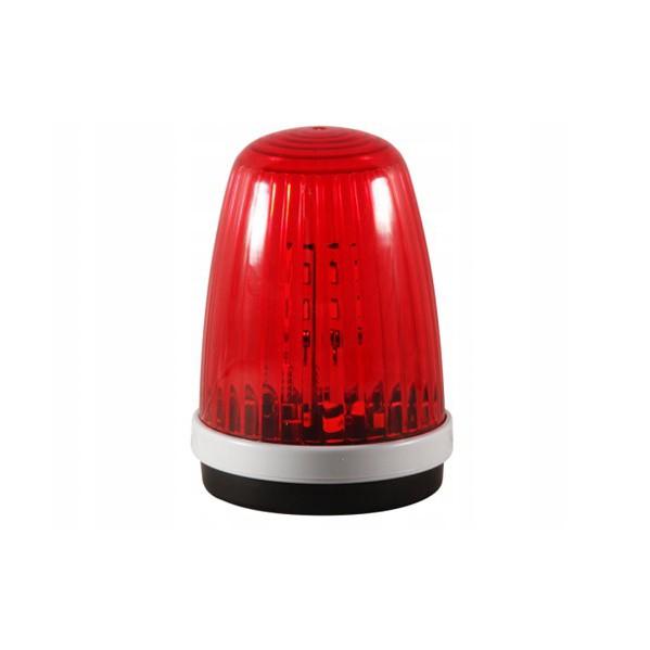 Lampa sygnalizacyjna LED 24/230V czerwona, biała, zielona