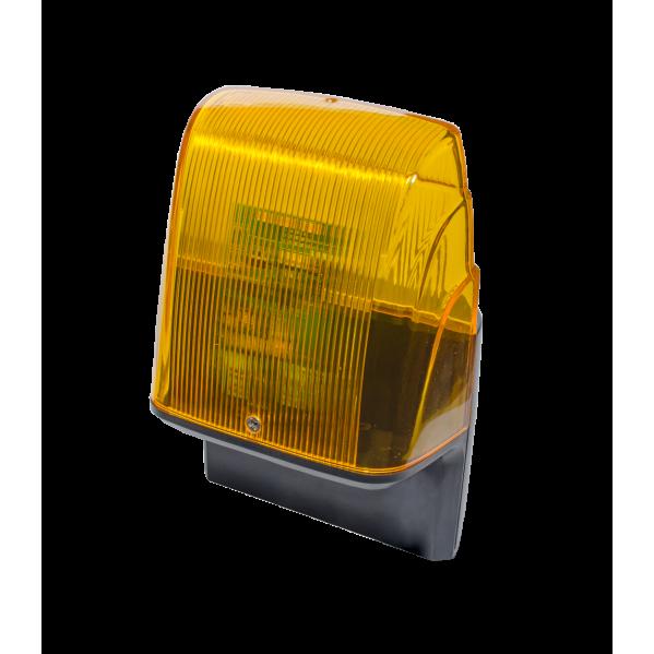 Lampa ostrzegawcza LED - 230V