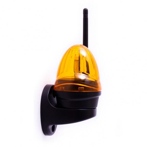 Uniwersalna lampka Safe LED MINI, 12~265V DC/AC z anteną