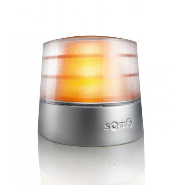 Lampka pomarańczowa Light Master Pro 24 V LED