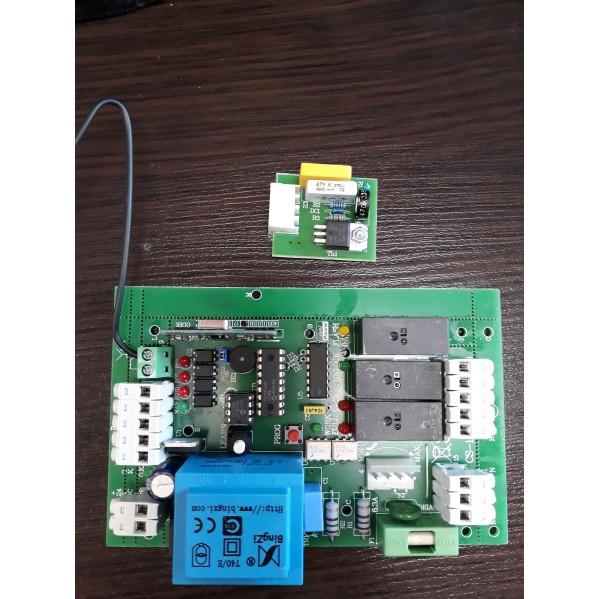 Centrala do bram przesuwnych 230VAC - CS-1C