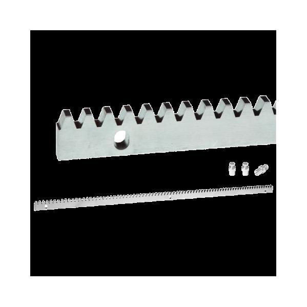 Listwa zębata stalowa 100 cm  grubość 10 mm